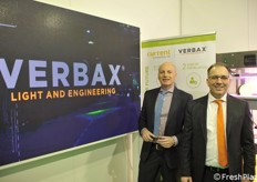 Matteo Cavallari and Andrea Cavallari with Verbax