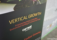The demand for Vertical Growth technologies is increasing