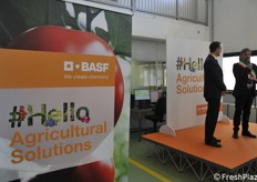 Basf supports growers through the Agricultural Solutions products
