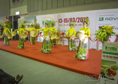 The HortEx 2019 kicked off with a tradition Vietnamese dance