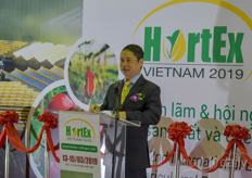 Nguyen Ba Vinh, director of Minh Vi Exhibition, organising the show in cooperation with Nova Exhibitions, presented a strong growth of the show: doubling the floor spance a 60% growth in participating companies.