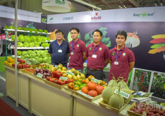 Together with the team of Phu Sa the team of Enza Zaden shared the latest developments on their range of greenhouse varieties, suitable for the Vietnamese market.