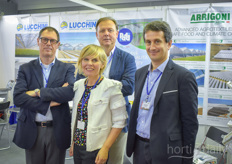 Patrizia Giuliana with Arrigoni, Pier Luca Paolin Luigi Pezzon with PATI International Vittorio Genuardi with Lucchini Idromeccanica met up with the Italian consul, Mr. Dante Brandi, the day before the show.https://www.hortidaily.com/article/9081841/italian-high-tech-greenhouse-suppliers-meet-italian-consul-in-ho-chi-minh/