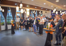 Holland Networking Reception
