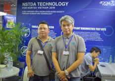Israphong Sananmuang with NSTDA Technology.
