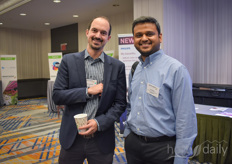 Adam Greenberg with iUNU & Kunal Desai, Brightfarms