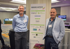 Freek Knol & Kees Rodenburgh with Enza Zaden. The breeding company develops varieties for indoor farming especially: https://www.hortidaily.com/article/9113316/market-trends-and-breeding-innovation-charting-the-path-for-indoor-farming/