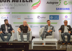 A discussion on 'Matching indoor production to meet future market needs'