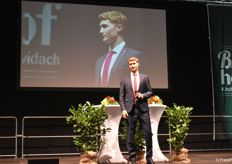 Above all, Florian Steiner thanked his employees during his opening speech