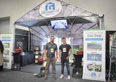 David Langlois & Nathan George with Greenhouse Megastore