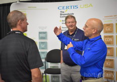 Certis USA present at the show