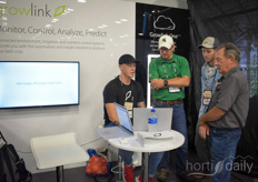 Curtis Dadia explains the benefits of the Growlink control system
