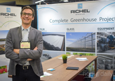 Philippe Maigret of the Richel Group