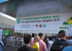 The total event, the Asia Agro Food Expo 2019 (AAFEX), includes the VIV Qingdao, Horti China and China Food Tech, uniting around 1,000 suppliers in Agricultural and Food production technology.