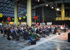 On 26 November 2019 the Global Tomato Congress took place in Rotterdam, for everyone interested in the tomato chain. A tomato quiz was started.