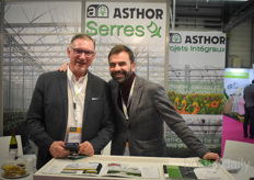 Bruno Coutarel & Gustavo Alvarez with Asthor Serres