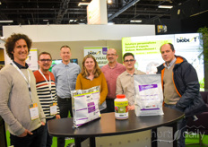 The team with Biobest is of course present to show their solutions for IPM at the Sival 2020