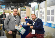 Alphatex showed their textile solutions on the Sival