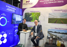 Also the guys with Intermas offers different solutions for the greenhouse growers in France and abroad.