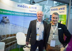Wilem & Christophe Hivert with Hagelunie