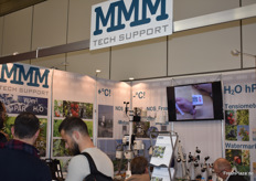 MMM is a supplier and consultant in the field of fruit and horticultural technology.