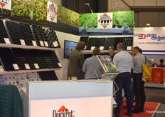 HerkuPlast is an internationally operating supplier of trays and pots for commercial horticulture. The company is located in the southeast of Germany.