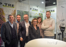 A young Polish grower visits P-TRE to learn more about the ideal gutter system. In the autumn we will post the photos of the project.