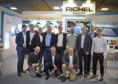 That's 12 times Richel ready for the Fruit Logistica 2020! Soon more news about the dehumidifier they developed.