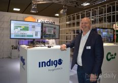 Wim Blijleven with Indigo Logistics told us about ISAL, the software that allows growers to monitor plants in their greenhouse from sowing until they leave.
