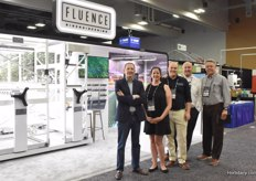 Shining bright as always is the team with Fluence Bioengineering.