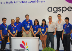 Team from Agspec.
