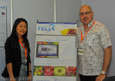 Also Felix Instruments is researching the Asian market. According to Leonard Felix, the industry in Asia is getting more and more aware of the possibilities of storing techniques and extending shelf life.