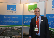 Willem Nat from Westland Greenhouse Projects - VEK.