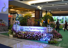 The 6th International Tradeshow for Horticultural and Floricultural Production and Processing Technology took place from 22-24 August in BITEC, Bangkok, Vietnam.