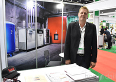 Tito Spaldi with Isolcell. The company helps with controlled atmosphere solutions to ensure the quality in the chain.