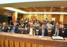Over 200 visitors came to Almeria for the event