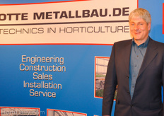 Jan-Bernd Brunken from Otte Metallbau