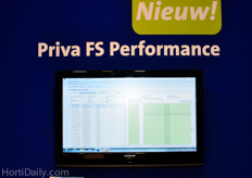 Priva integrated their path registration system WPA into Fusion: FS Performance will save time in making corrections.