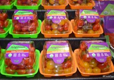 Brighthouse Organics grape tomatoes and now also available in organic is the tomato medley.