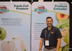 Eric Fernandes with NatureSeal, Inc.
