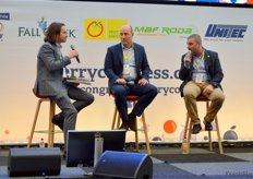 Tom Joyce interviews Hans Widmann (Herbert Widmann) and Ben Maes (Special Fruit) about new growing regions.