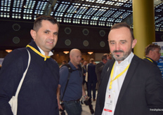 Aleksandar Vincic and Goran Stanarevic from Pollino.