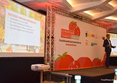 Jan Opschoor with Prominent Tomatoes, on the importance of partnering in the industry