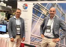 Can't miss out on VB Group when it comes to projects in the US! Bart Kester & Edward Verbakel are present.